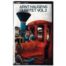 Arnt Haugens Quartet Vol 2 (MC)