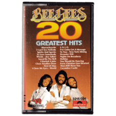 Bee Gees: 20 Greatest Hits (MC)