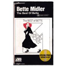 Bette Midler: The Best of Bette (MC)