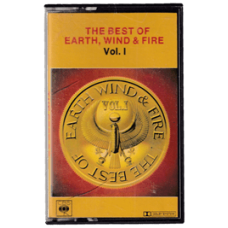 Earth, Wind & Fire: The Best of Vol 1 (MC)