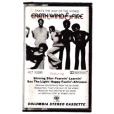 Earth, Wind & Fire: That's The Way of The World (MC)