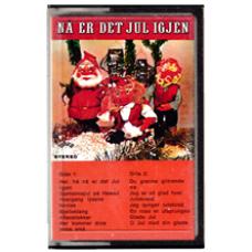Diverse Artister: Nå Er Det Jul Igjen (MC)
