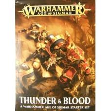 Thunder & Blood