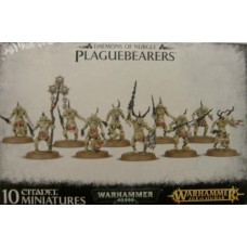 Daemons of Nurgle: Plaguebearers
