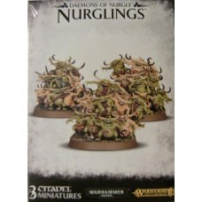 Daemons of Nurgle: Nurglings