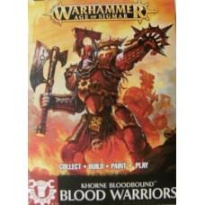 Easy To Build: Khorne Bloodbound Blood Warriors