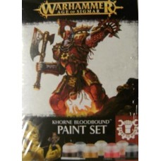 Easy To Build: Khorne Bloodbound Paint Set