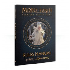 Middle-earth Strategy Battle Game Rules Manual (HC)