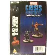 Marvel Crisis Protocol Miniature Game: Black Panther & Kilmonger