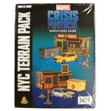 Marvel Crisis Protocol Miniature Game: NYC Terrain Expansion