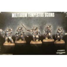Militarum Tempestus Scions