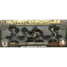 Mutant Chronicles: 13th Banshee Division Warpack
