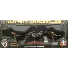 Mutant Chronicles: Advanced Recon Warpack