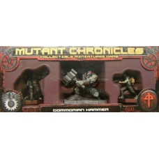 Mutant Chronicles: Gommorian Hammer Warpack