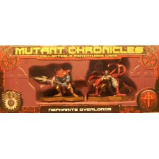Mutant Chronicles: Nepharite Overlords Warpack