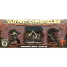 Mutant Chronicles: Warmasters Legions Warpack