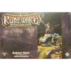 Runewars: Ankaur Maro Hero Expansion
