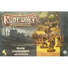 Runewars: Heavy Crossbowmen Unit Expansion