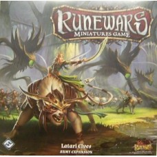 Runewars: Latari Elves Army Expansion