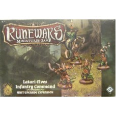 Runewars: Latari Elves Infantry Command Unit Expansion