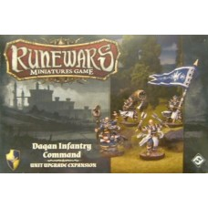 Runewars: Waiqar Infantry Command Unit Upgrade Expansion