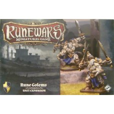 Runewars: Rune Golems Unit Expansion