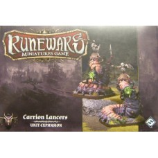 Runewars: Carrion Lancers Unit Expansion