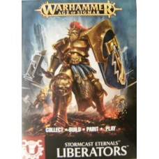 Stormcast Eternals: Liberators ETB
