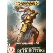 Stormcast Eternals: Retributors ETB