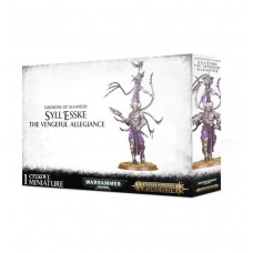 Daemons of Slaanesh: Syll'Eske, the Vengeful Allegiance