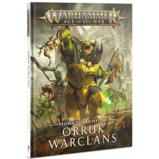 Orruk Warclans: Battletome