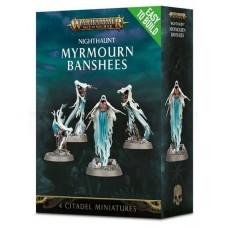 Nighthaunt: Myrmourn Banshees