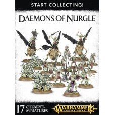 Daemons of Nurgle: Start Collecting!