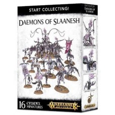 Daemons of Slaanesh: Start Collecting!