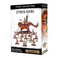 Fyreslayers: Start Collecting!