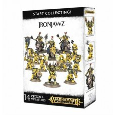 Ironjaws: Start Collecting!