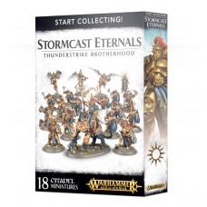 Stormcast Eternals Thunderstrike Brotherhood: Start Collecting!