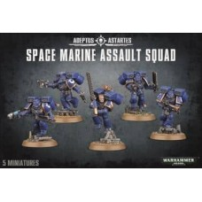 Adeptus Astartes: Space Marine Assault Squad
