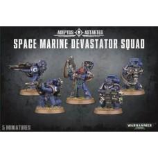 Adeptus Astartes: Space Marine Devastator Squad