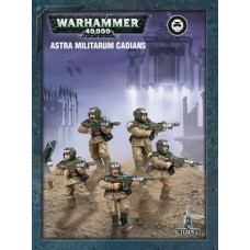 Easy To Build: Astra Militarum Cadians
