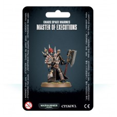 Chaos Space Marines: Master of Execution
