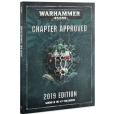 40K Chapter Approved 2019