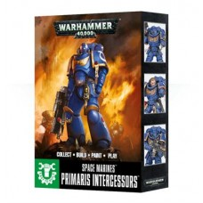 Space Marines: Primaris Intercessors ETB