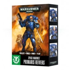 Space Marines: Primaris Reivers ETB