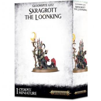 Gloomspite Gitz: Skraggrott the Loonking