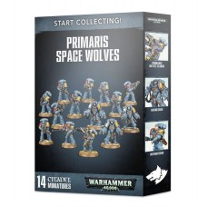 Primaris Space Wolves: Start Collecting!