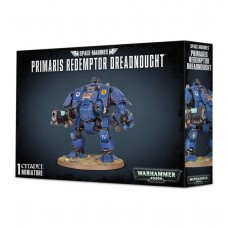 Easy To Build: Space Marines Primaris Redemptor Dreadnought
