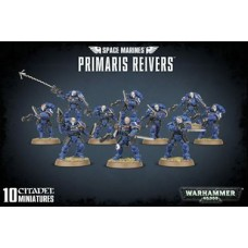Space Marines Primaris Reivers