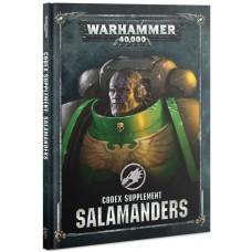 Salamanders: Codex