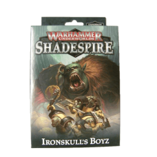 Warhammer Underworld: Shadespire Ironskull's Boyz